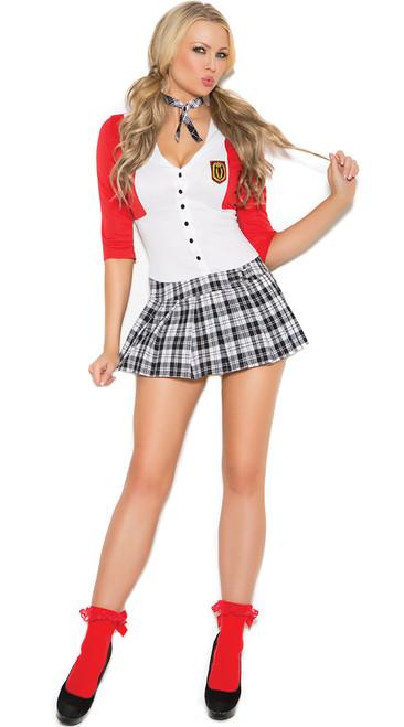 Dean List Diva Costume