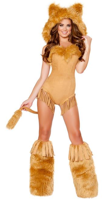 Vicious Lioness Costume