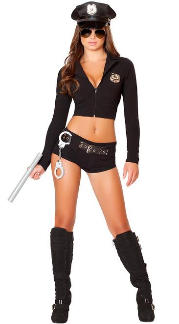 Officer Hottie Costume