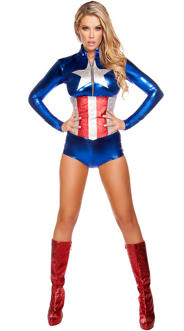 All American Temptress Costume