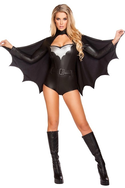 Sexy Night Vigilante Costume
