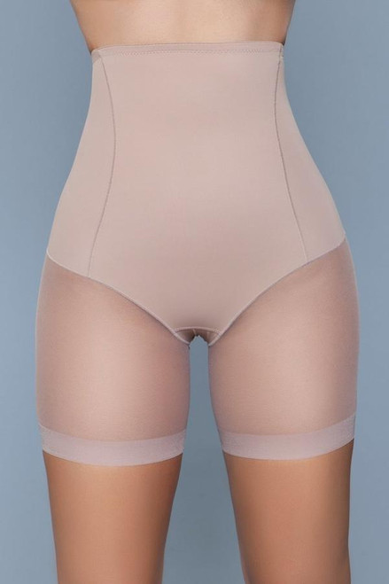 Held Together Shapewear Nude Shorts