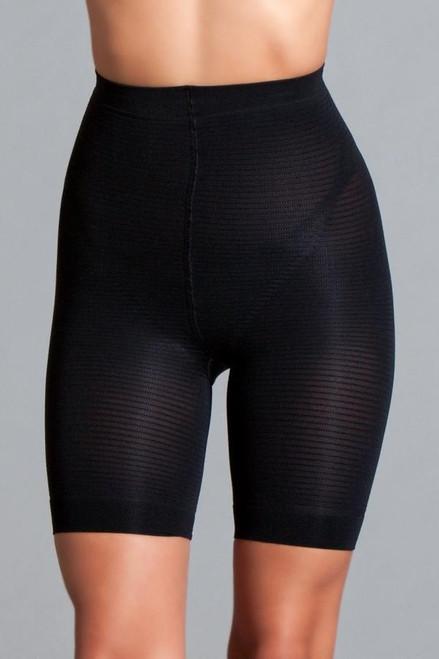 Unseen Lines Shapewear Black Shorts