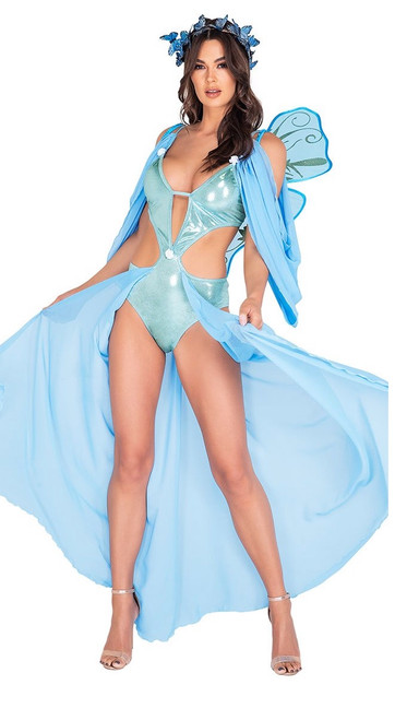 Fairy Butterfly Fantasy Costume
