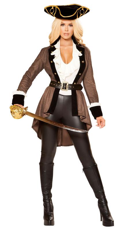 Pirate Booty Diva Costume