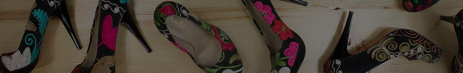 Suzani Shoes