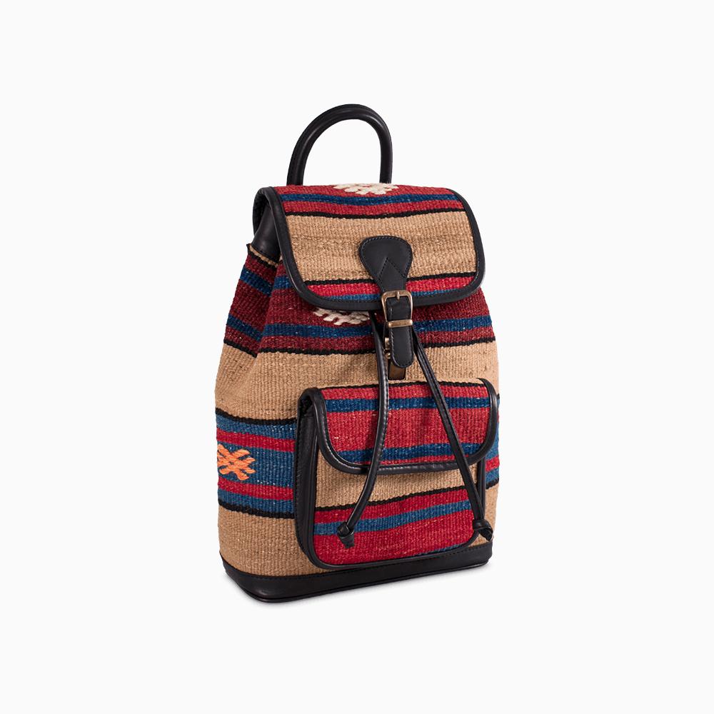 Kilim Backpack Small