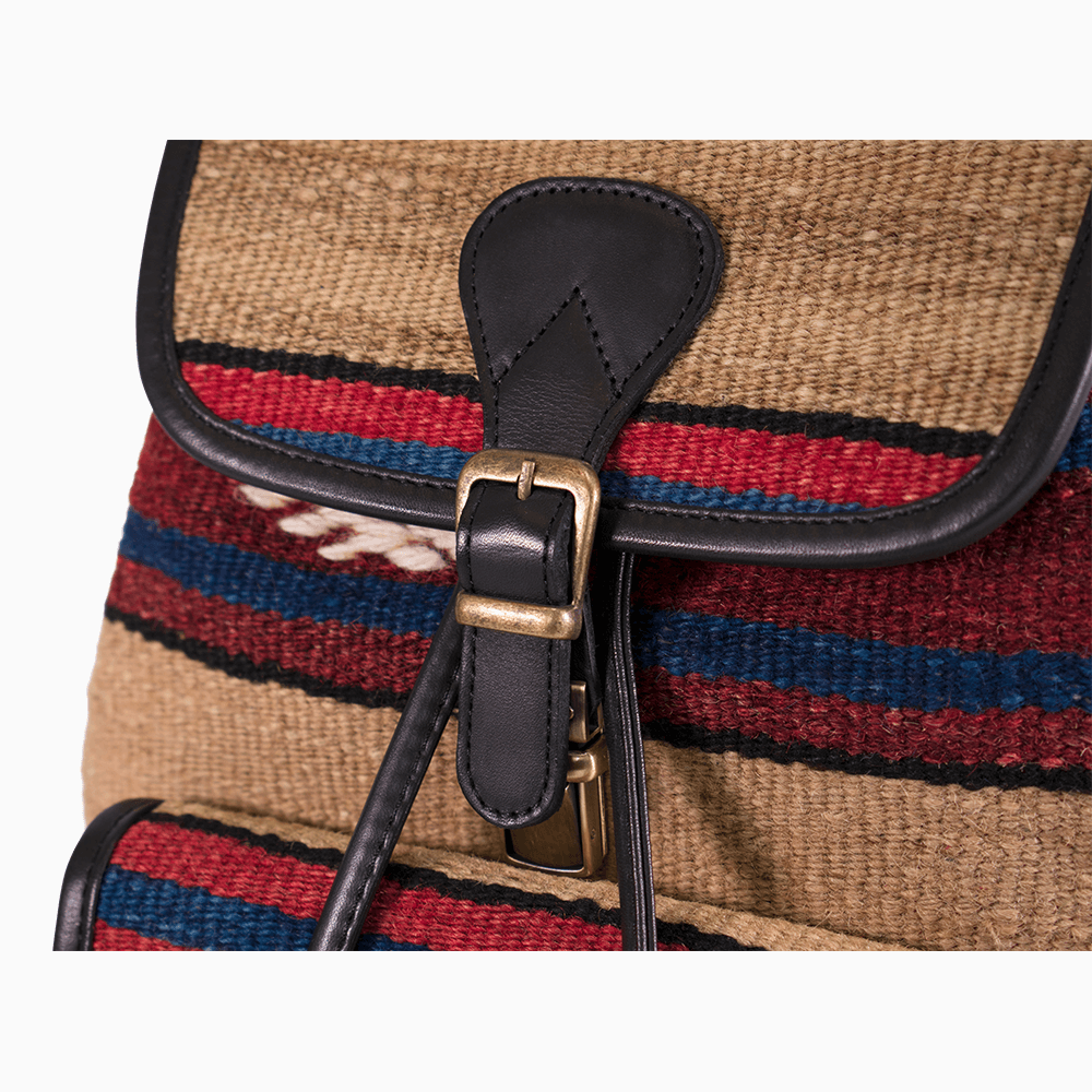 Kilim Backpack Small