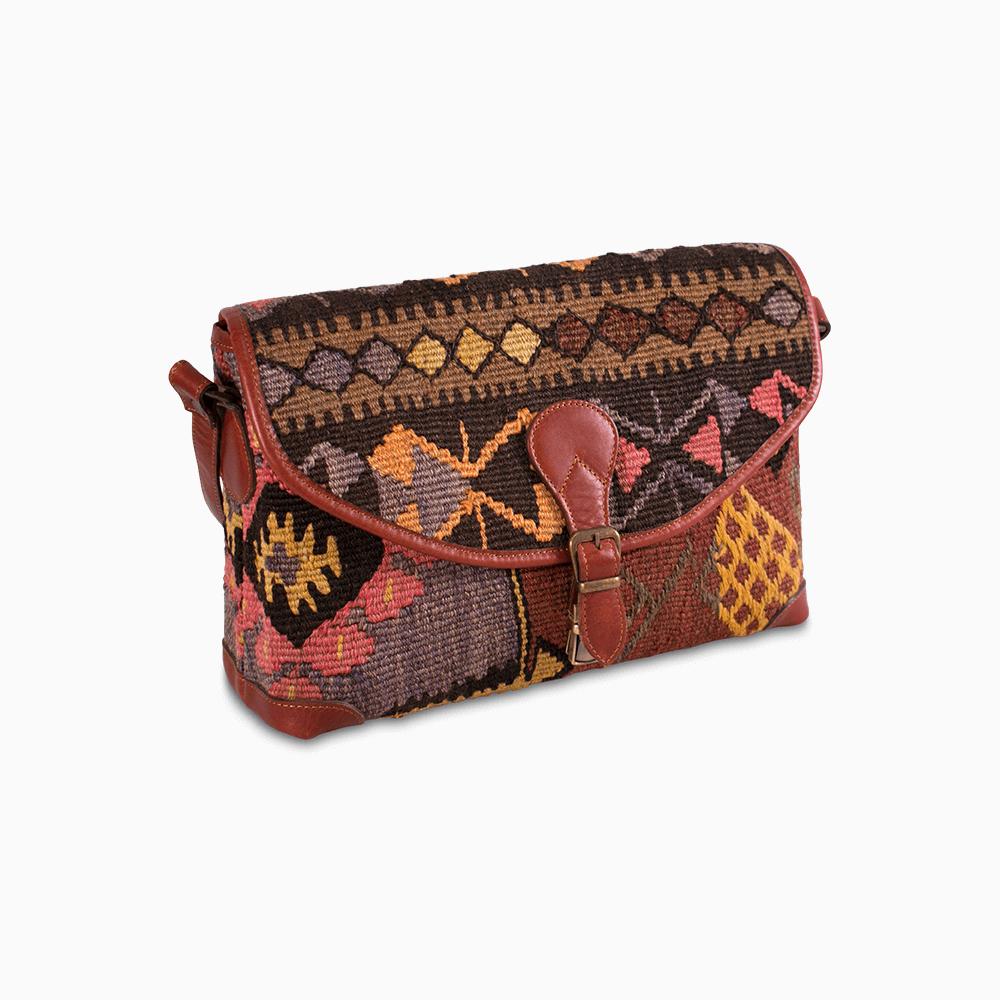 Kilim Messenger Bag