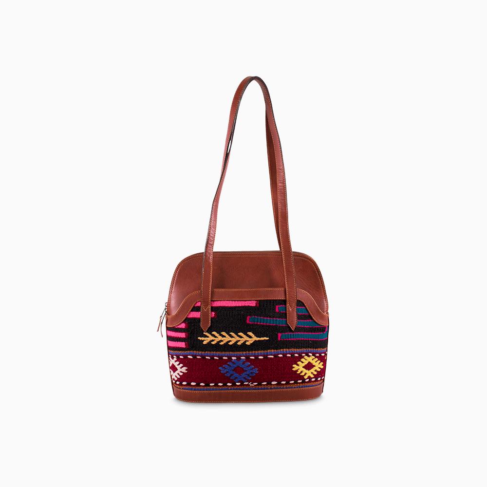 Kilim Saddle Bag