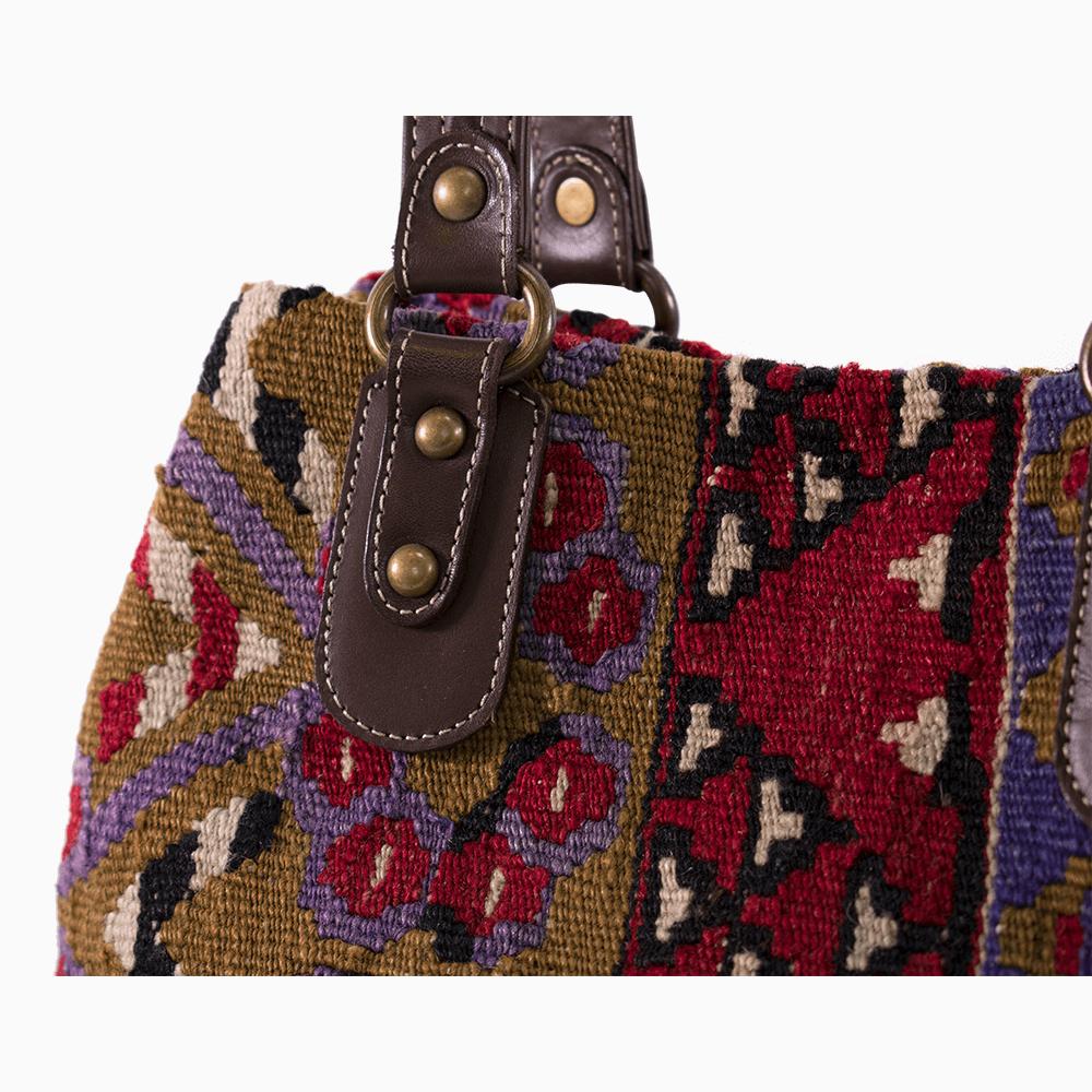 Kilim Market Bag