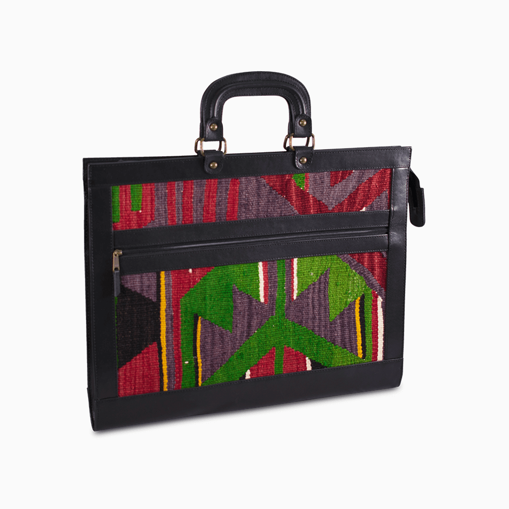 Kilim Lawyer's Bag