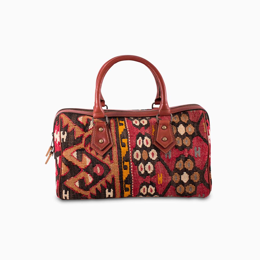 Petite Kilim Duffle Bag