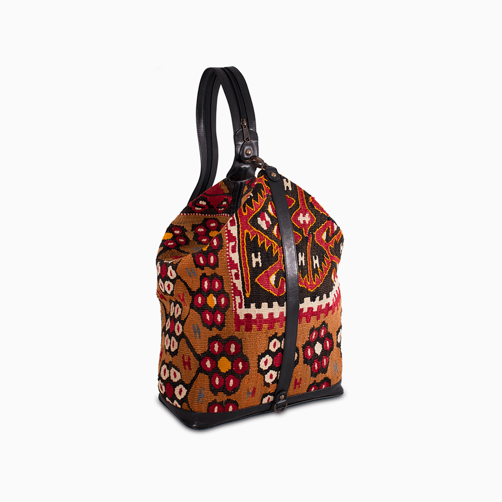 Kilim Convertible Backpack