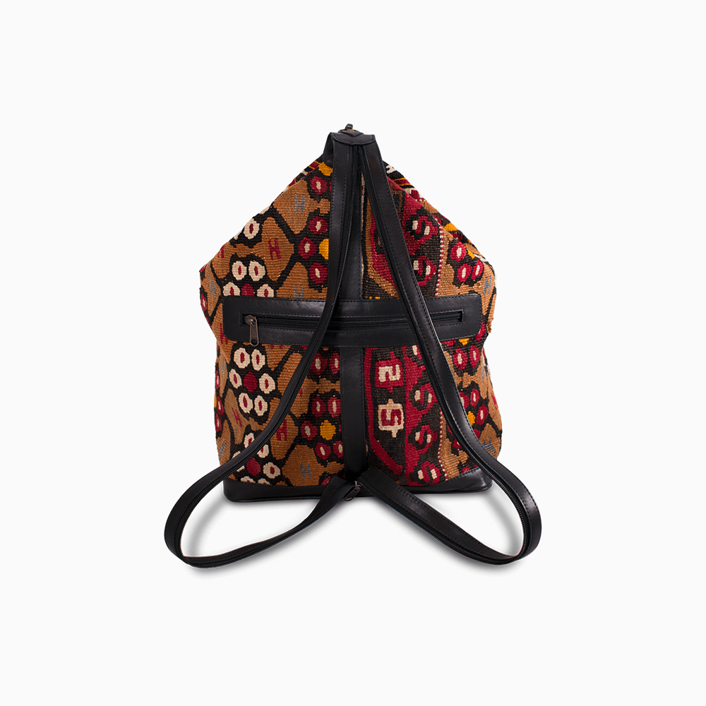 Kilim Convertible Backpack