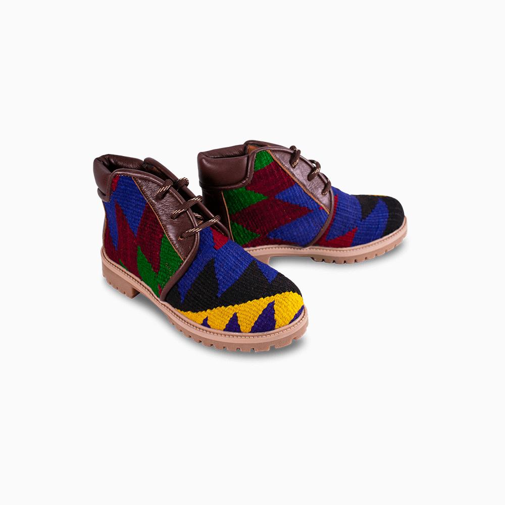 Kilim Boots Size 37
