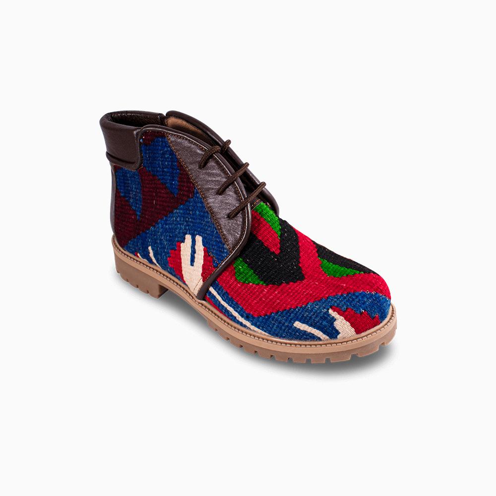 Kilim Boots Size 41