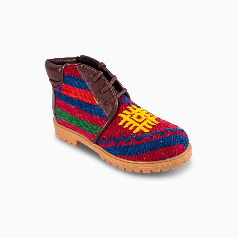 Kilim Boots Size 42