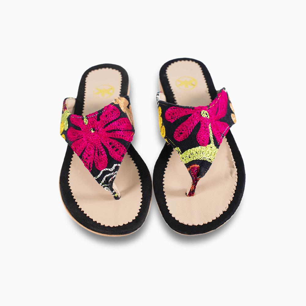 Suzani Sandals Size 41
