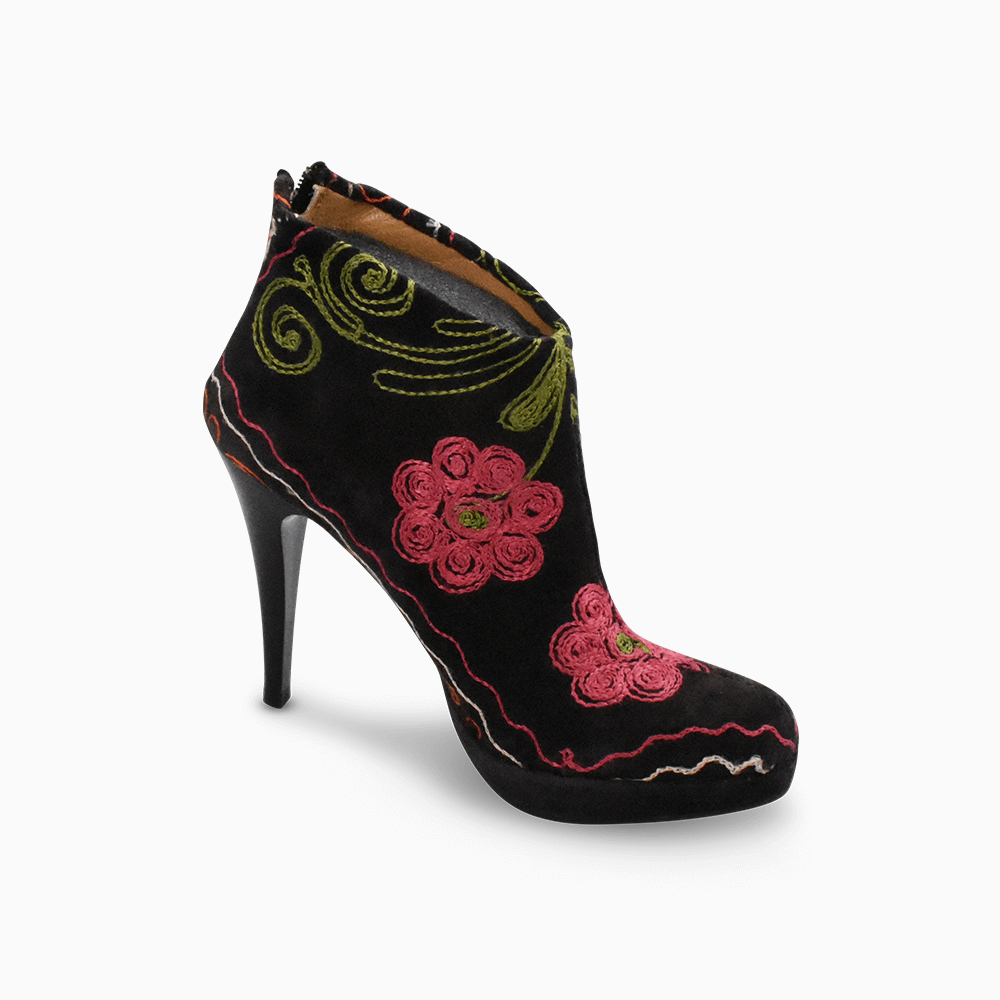 Suzani Ankle Boots Size 37