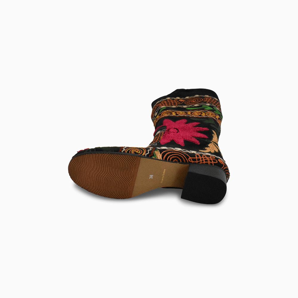 Suzani Edera Boots Size 38