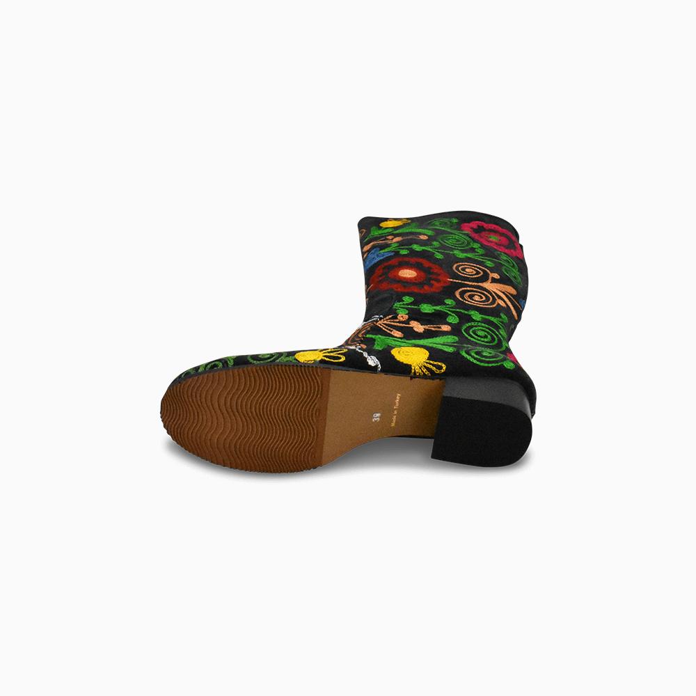 Suzani Edera Boots Size 39