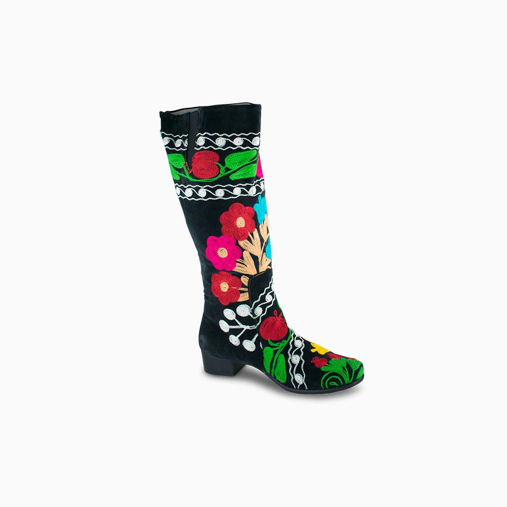 Suzani Edera Boots Size 42