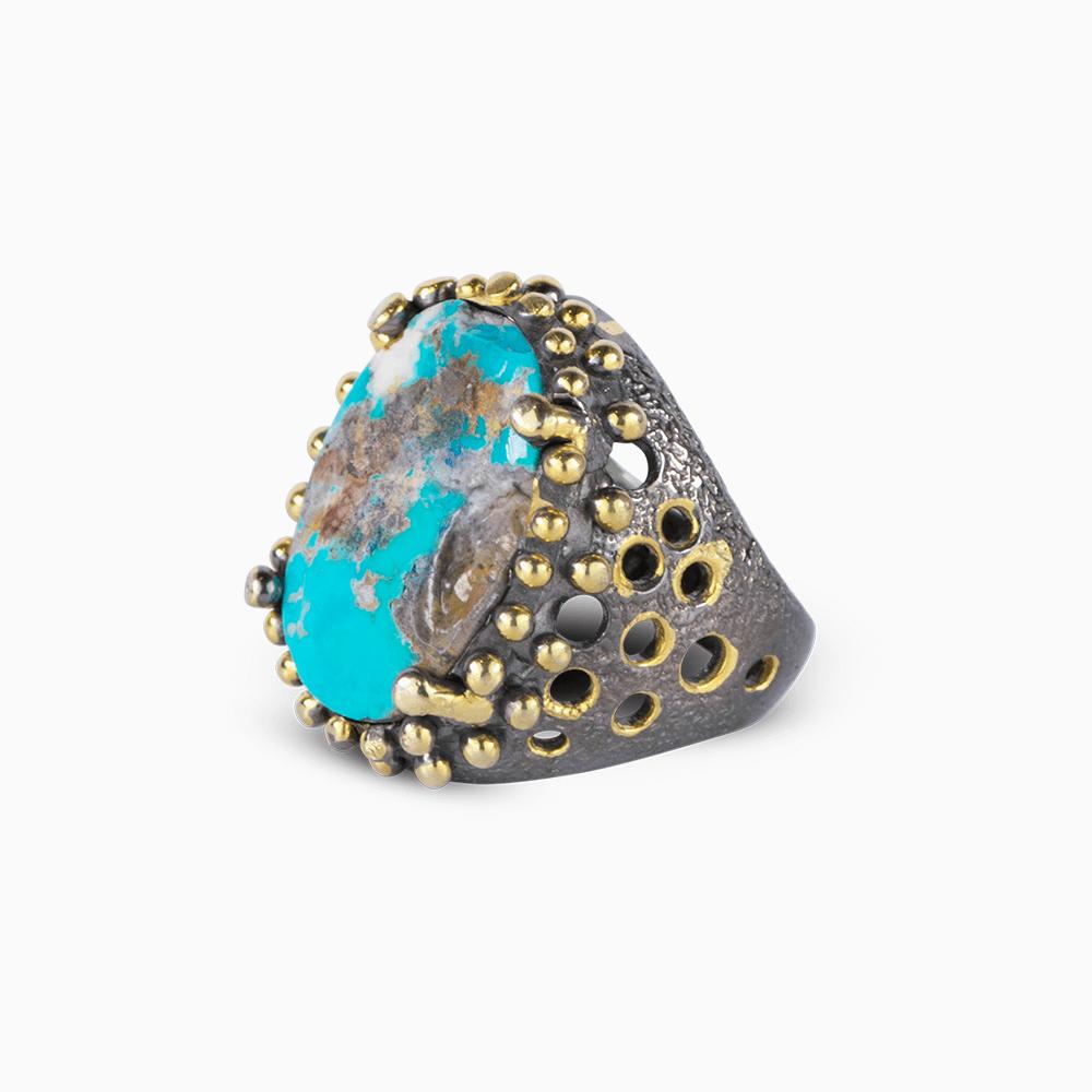 Turquoise Wonder Ring