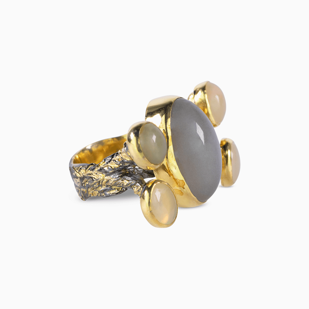Reach for the Sky Ring - Yellow