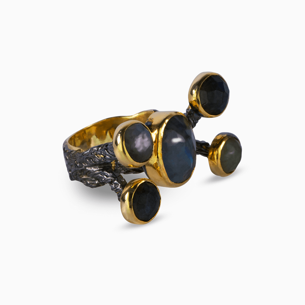 Reach for the Sky Ring - Gray