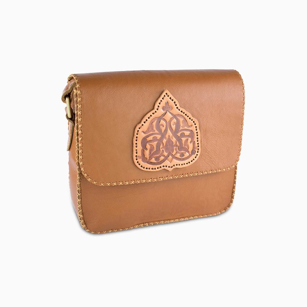 Ottoman Art Messenger Bag
