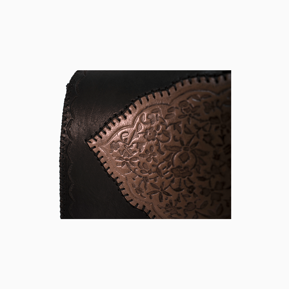 Elegant Black Satchel