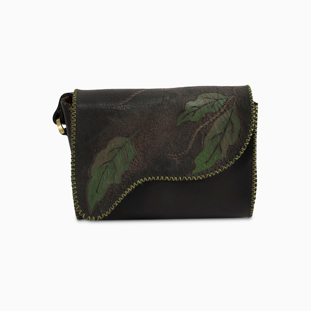Falling Leaves Satchel