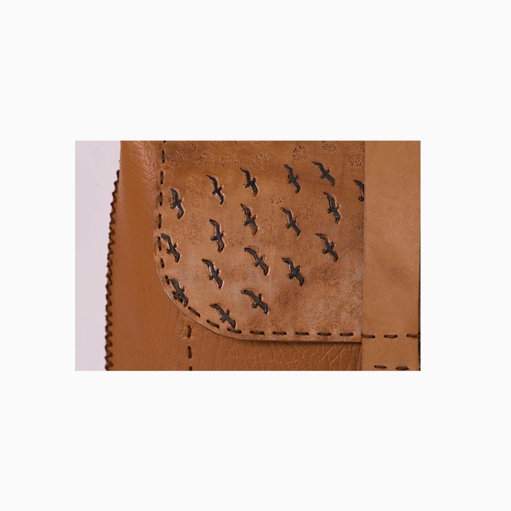 Flock of Birds Satchel
