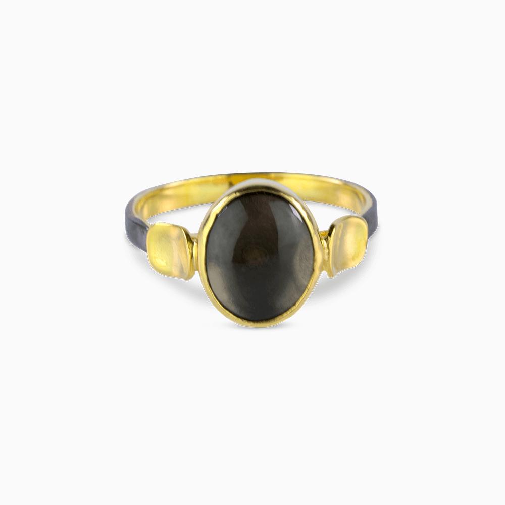 Simplicity Ring 8,25 - Gray Moonstone