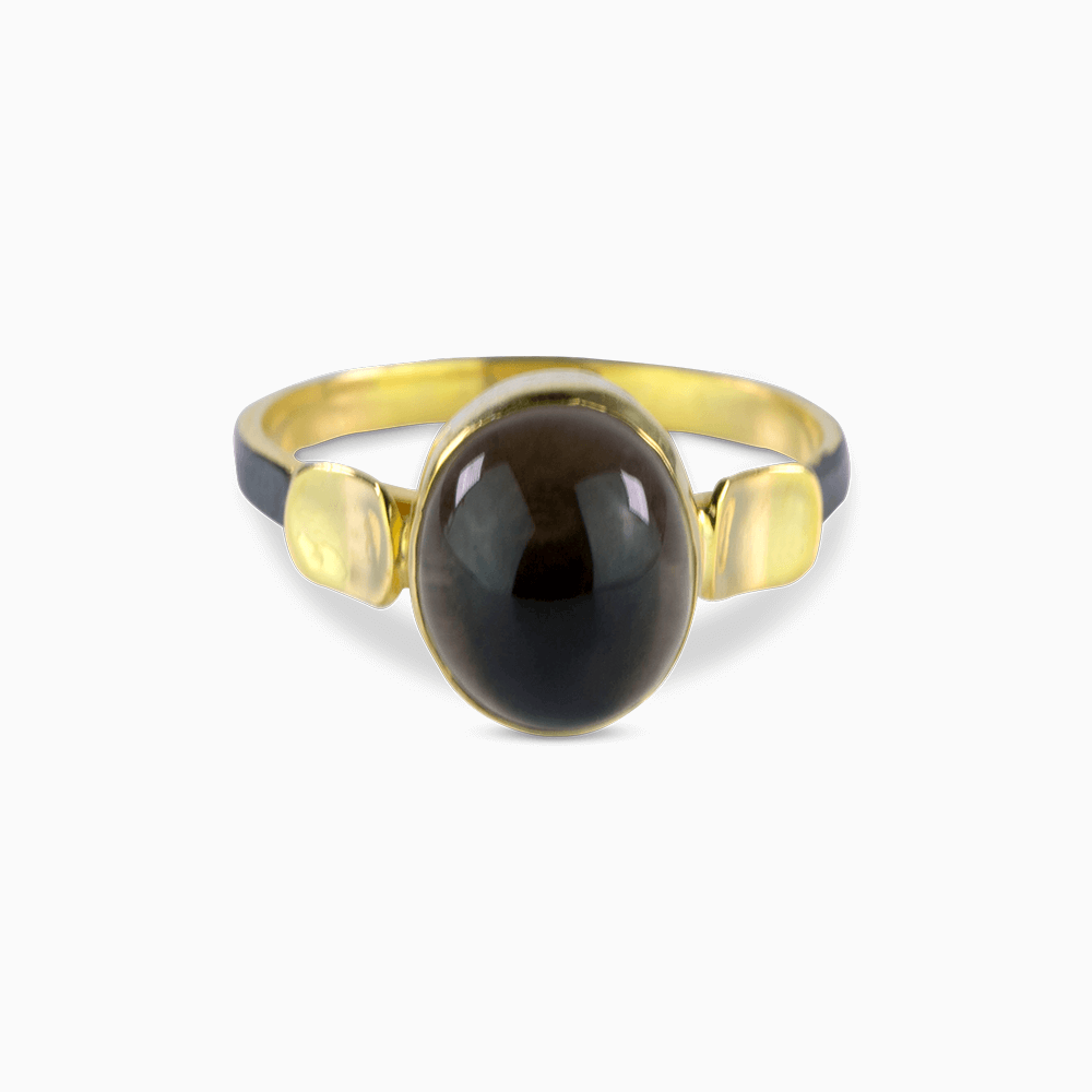 Simplicity Ring 7,25 - Gray Moonstone