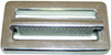 Buckle - Stainless Steel 50mm Sliding Bar