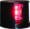 'FOS 12' LED Prt & Stb lights - Black Horizontal Mount