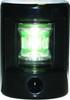 'FOS 12' LEDStern Light - Black Vertical mount