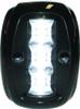 'FOS 20' LED Stern Light - Black Vertical Mount