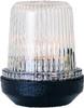 'Classic 12' 360 Degree Anchor Light - Black Vertical Mount