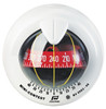 Mini-Contest Sailboat Compass - White with Red Card