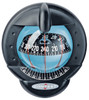 Contest 101 Sailboat Compass Black, Black Card