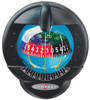 Contest 101 Sailboat Compass Black with Tactical Card