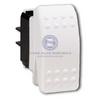 Image Indicative Switch White Off/Momentary (On) 24V 15Amp