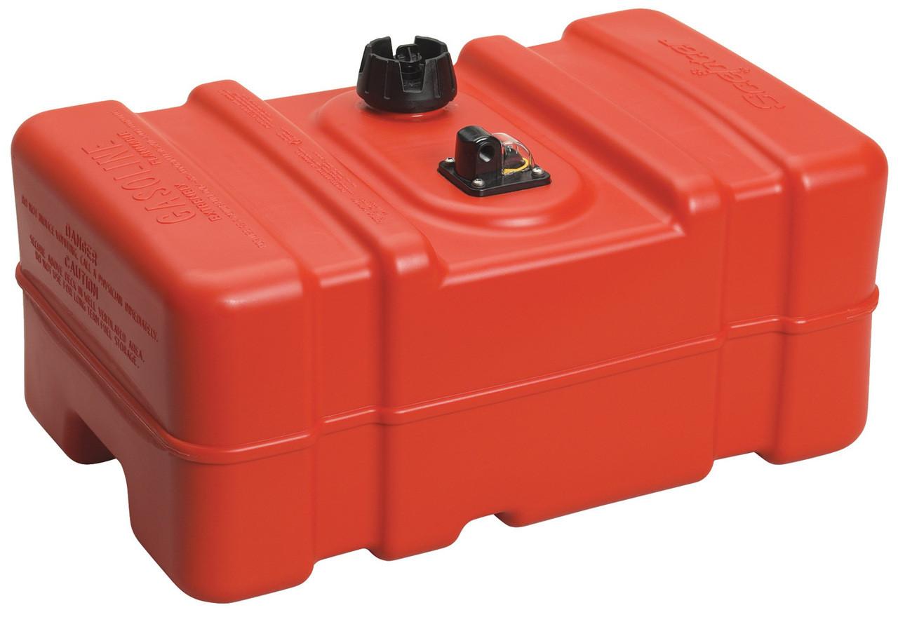 Fuel Tank -34L With Gauge