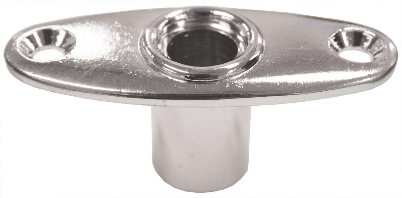 R/Lock Plate ThruMnt 7/16