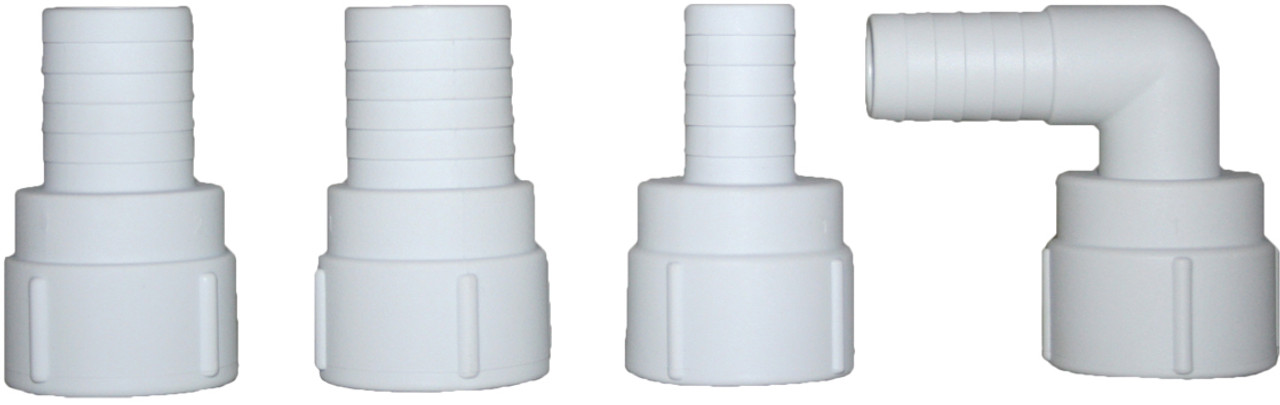 Optional replacements fittings