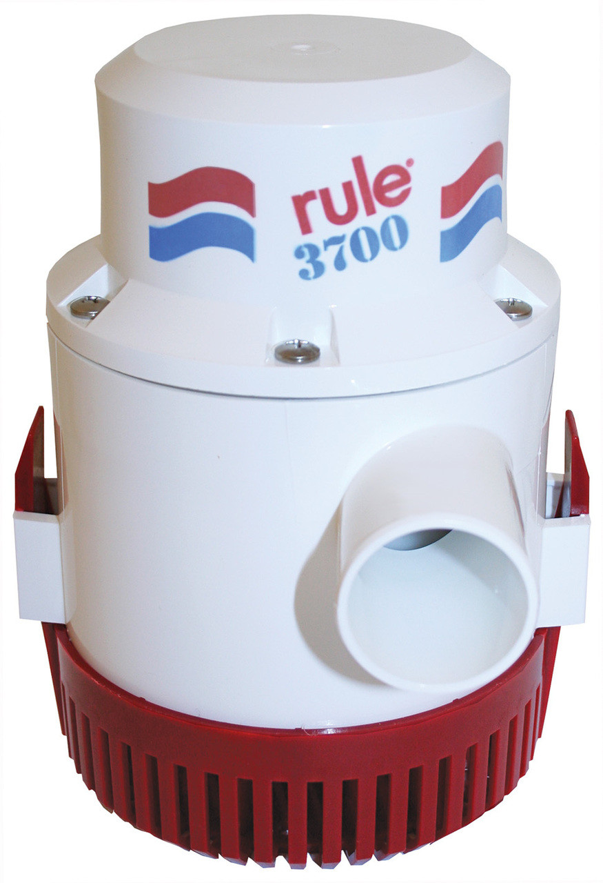 Rule 3700 Bilge Pump 12v