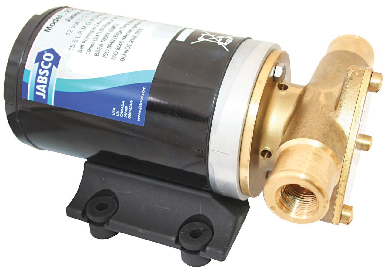 Pump - 'Junior Puppy' High Pressure, Medium Flow 24v